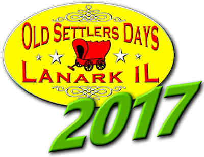 2017 Old Settlers Days in Lanark IL June 23-25